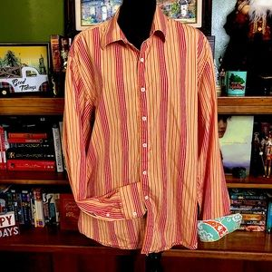 Tommy Bahama Cotton Button Down Shirt